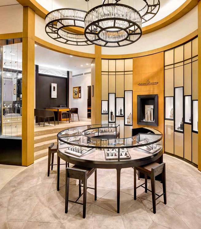 JAEGER-LECOULTRE OPENS NEW FLAGSHIP BOUTIQUE IN GENEVA  JAEGER-LECOULTRE OPENS NEW FLAGSHIP BOUTIQUE IN GENEVA 3