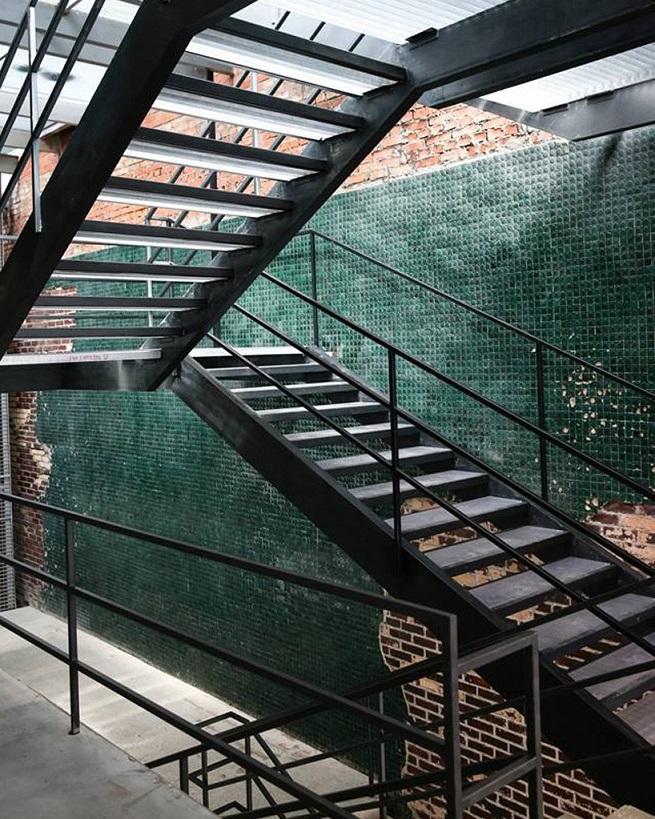 Rem Koolhaas' Garage museum of contemporary art opens in Moscow  Rem Koolhaas' Garage museum of contemporary art opens in Moscow 105