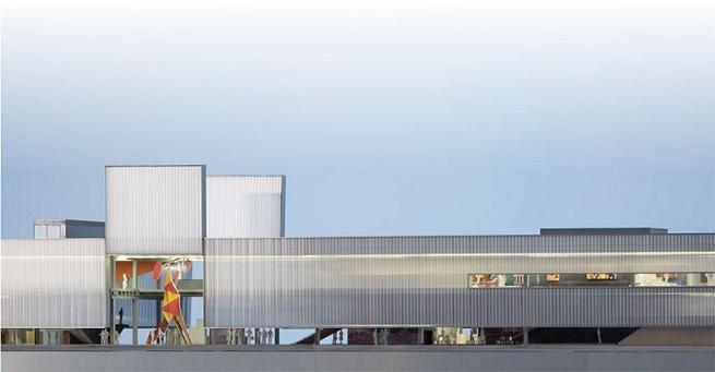 Rem Koolhaas' Garage museum of contemporary art opens in Moscow  Rem Koolhaas' Garage museum of contemporary art opens in Moscow 1111