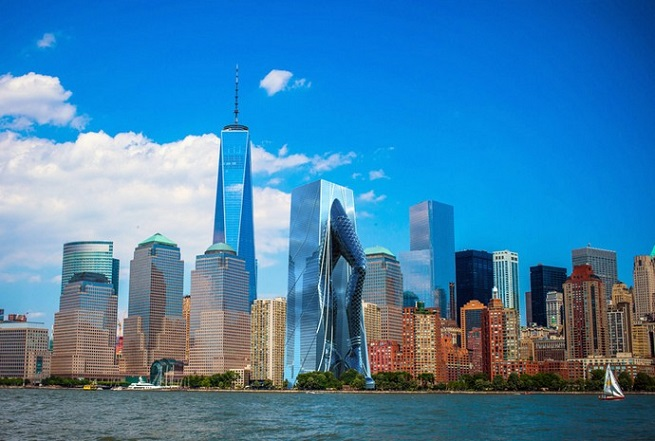 Vasily Klyukin redefines the NYC Skyline  Vasily Klyukin redefines the NYC Skyline 120