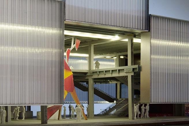 Rem Koolhaas' Garage museum of contemporary art opens in Moscow  Rem Koolhaas' Garage museum of contemporary art opens in Moscow 1210