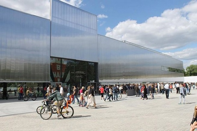 Rem Koolhaas' Garage museum of contemporary art opens in Moscow  Rem Koolhaas' Garage museum of contemporary art opens in Moscow 136