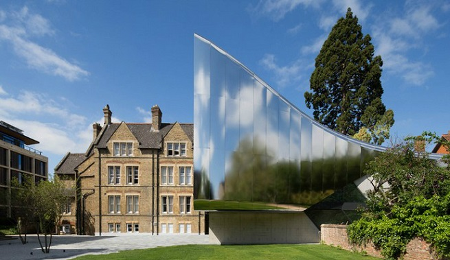 Best Architecture Project from Zaha Hadid  The Best Architecture Project from Zaha Hadid 231
