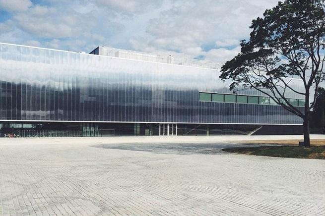 Rem Koolhaas' Garage museum of contemporary art opens in Moscow  Rem Koolhaas' Garage museum of contemporary art opens in Moscow 232