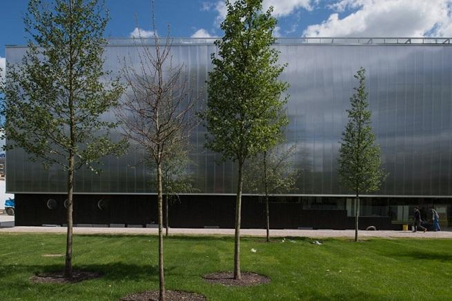 Rem Koolhaas' Garage museum of contemporary art opens in Moscow  Rem Koolhaas' Garage museum of contemporary art opens in Moscow 620