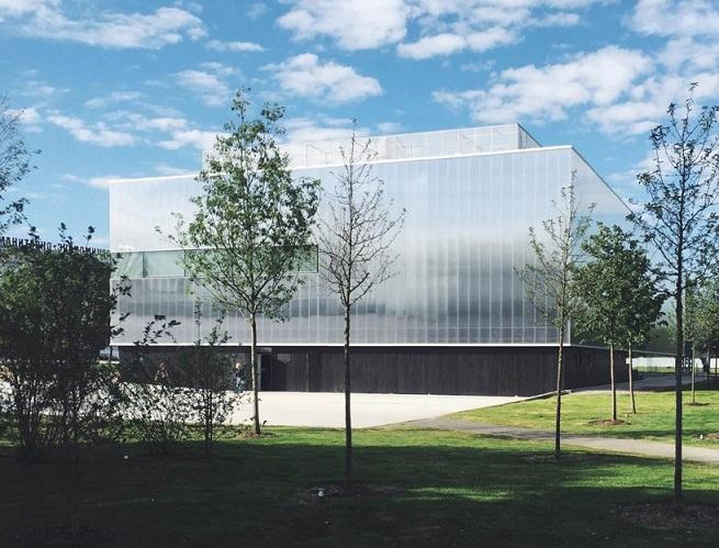 Rem Koolhaas' Garage museum of contemporary art opens in Moscow  Rem Koolhaas' Garage museum of contemporary art opens in Moscow 714