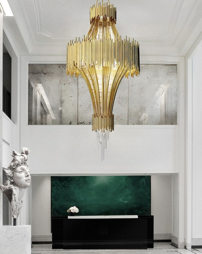 LIVING ROOM DECOR IDEAS: TOP 10 CHANDELIER TRENDS  LIVING ROOM DECOR IDEAS: TOP 10 CHANDELIER TRENDS 725