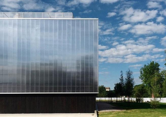 Rem Koolhaas' Garage museum of contemporary art opens in Moscow  Rem Koolhaas' Garage museum of contemporary art opens in Moscow 810