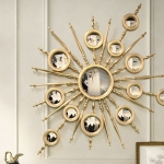 LIVING ROOM DECOR IDEAS: TOP 10 EXTRAVAGANT WALL MIRRORS