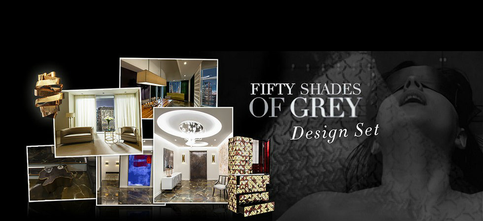 BOCA DO LOBO SETS DESIGN IN 50TH SHADES OF GREY