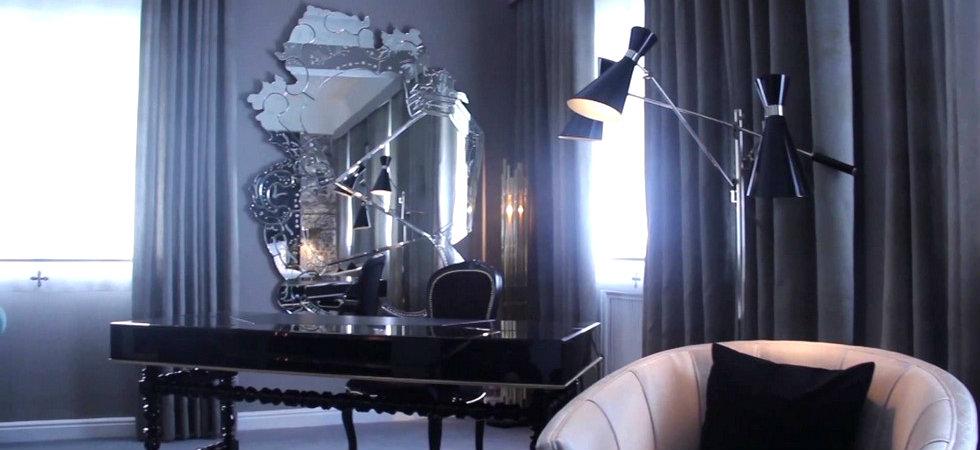 Luxury suite with Boca do Lobo in Oporto
