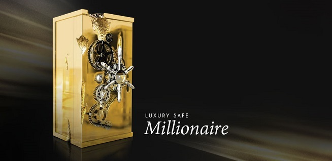 THE BEST LUXURY SAFES OF 2015  LUXURY SAFES – DESIGN TRENDS FOR 2015 102