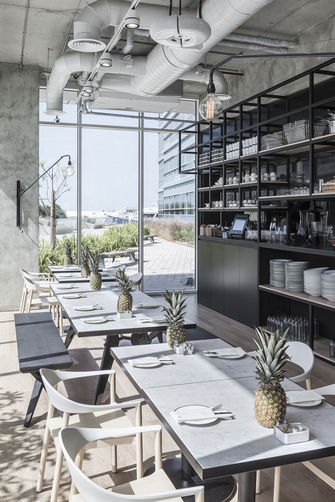 Boutique Cafe by Anarchitect Opens in Abu Dhabi   Boutique Cafe by Anarchitect Opens in Abu Dhabi 157