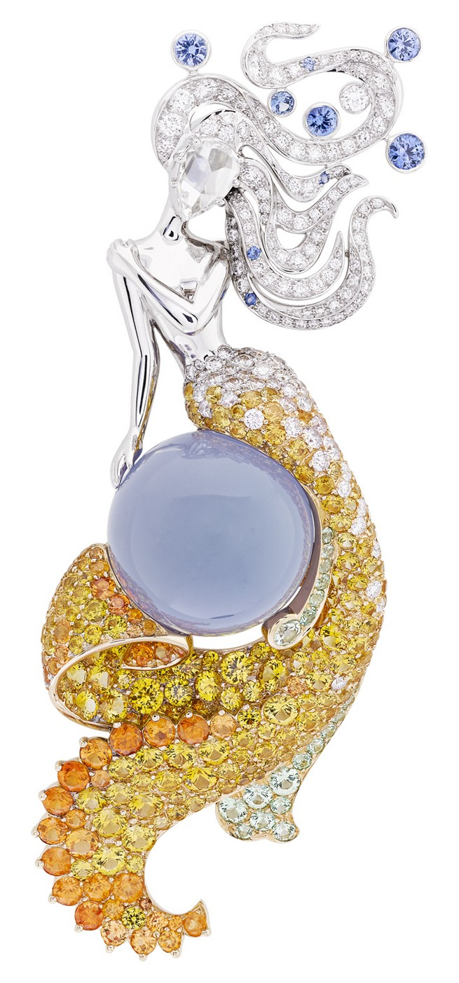 The new Seven Seas collection by Van Cleef & Arpels   The new Seven Seas collection by Van Cleef & Arpels 2211