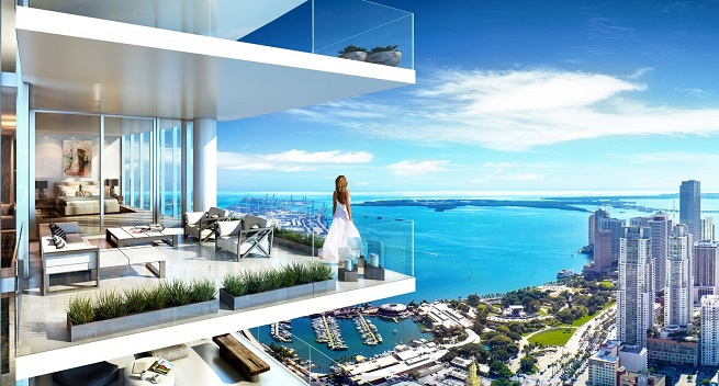 Luxury Property: Miami Worldcenter  Luxury Property: Miami Worldcenter 253