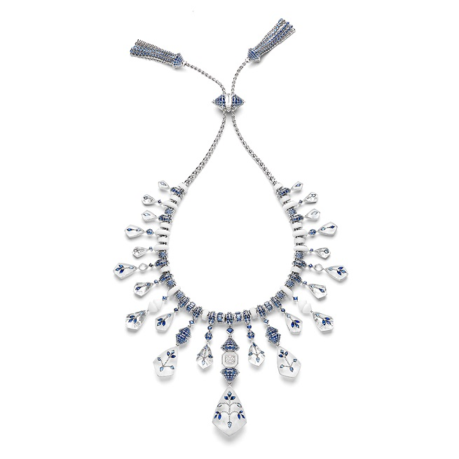 Boucheron Launches New Jewellery Collection Inspired by Jodhpur, India  Boucheron Launches New Jewelry Collection Inspired by Jodhpur, India 254