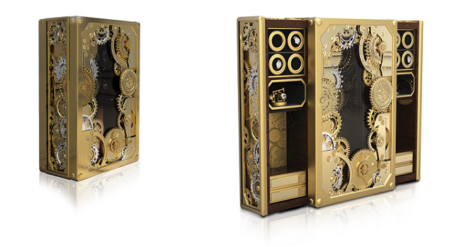 THE BEST LUXURY SAFES OF 2015  LUXURY SAFES - DESIGN TRENDS FOR 2015 3