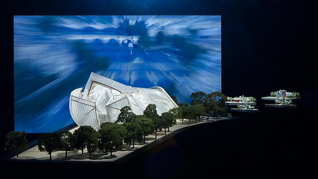 Fondation Louis Vuitton Paris Showcases First Overseas Exhibition in China  Fondation Louis Vuitton Paris Showcases First Overseas Exhibition in China 346