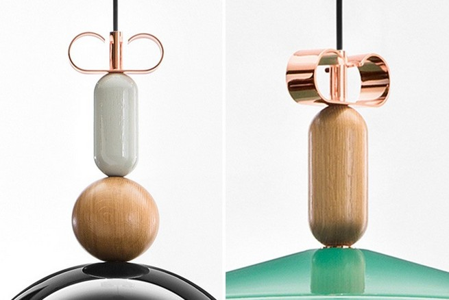 The newest Cristina Celestino pendant lamps' line  The newest Cristina Celestino pendant lamps' line 526