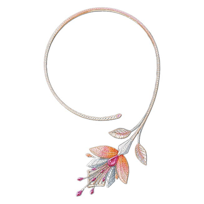 Boucheron Launches New Jewellery Collection Inspired by Jodhpur, India  Boucheron Launches New Jewelry Collection Inspired by Jodhpur, India 534