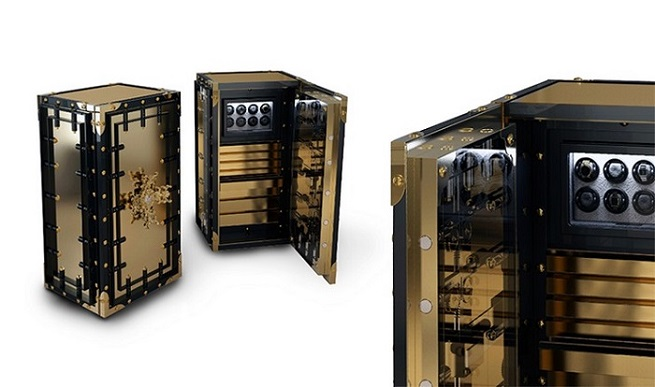 THE BEST LUXURY SAFES OF 2015  LUXURY SAFES - DESIGN TRENDS FOR 2015 57