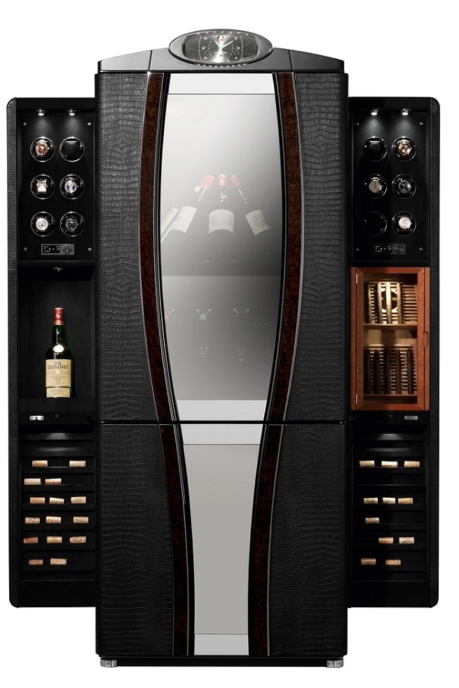 THE BEST LUXURY SAFES OF 2015  LUXURY SAFES - DESIGN TRENDS FOR 2015 74