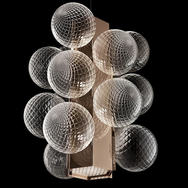 New Lincoln Vertical Lamp by Fabio Calvi & Paolo Brambilla for Barovier&Toso  New Lincoln Vertical Lamp by Fabio Calvi & Paolo Brambilla for Barovier&Toso lincoln 7259 cc 01