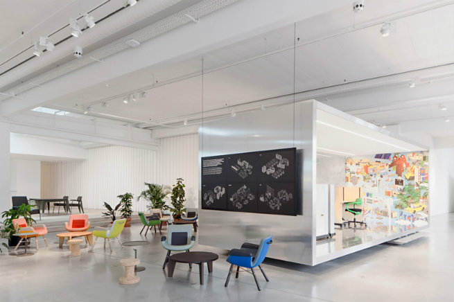 vitra-w-opens-as-a-dedicated-office-furniture-showroom (1)  Vitra's New Showroom - Office Furniture Trends vitra w opens as a dedicated office furniture showroom 1