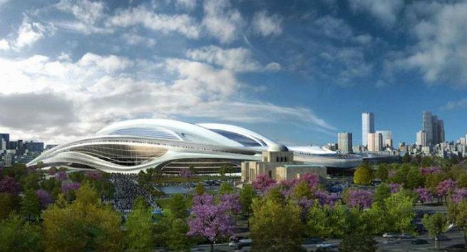 zaha-hadids-tokyo-2020-olympic-stadium-scrapped  Zaha Hadid's Tokyo 2020 Olympic Stadium Scrapped zaha hadids tokyo 2020 olympic stadium scrapped