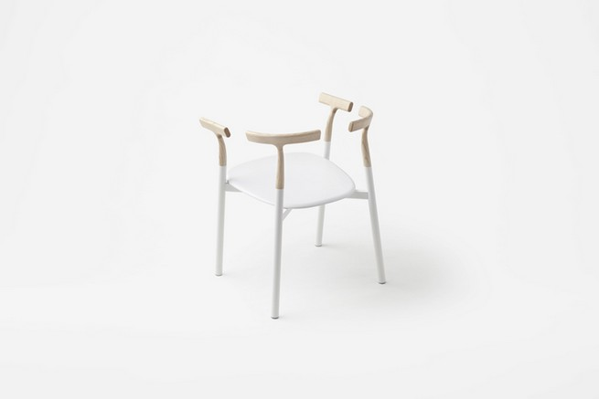 minimalist-furniture-twig-chair-by-nendo (4)  Minimalist Furniture - Twig Chair by Nendo minimalist furniture twig chair by nendo 4