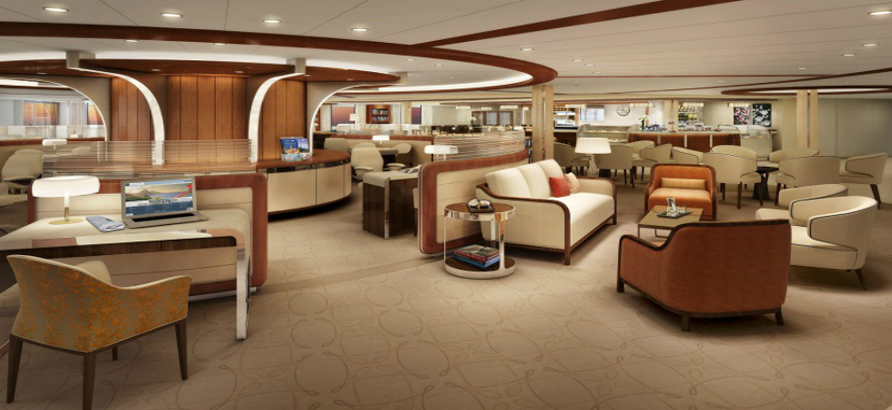 Luxury Yatch Interior Design  LUXURY DESIGN IN SEABOURN'S NEW SHIP D D N3
