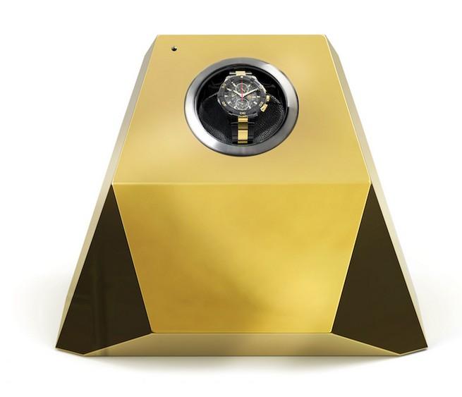 DIAMOND WATCH WINDER BY BOCA DO LOBO  DIAMOND WATCH WINDER BY BOCA DO LOBO 36