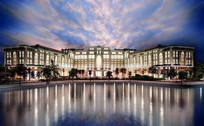 NEW HOTEL PALAZZO VERSACE IN DUBAI  NEW HOTEL PALAZZO VERSACE IN DUBAI 111