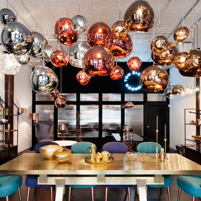 TOM DIXON OPENS HIS FIRST SHOWROOM OUTSIDE LONDON  TOM DIXON OPENS HIS FIRST SHOWROOM OUTSIDE LONDON 119