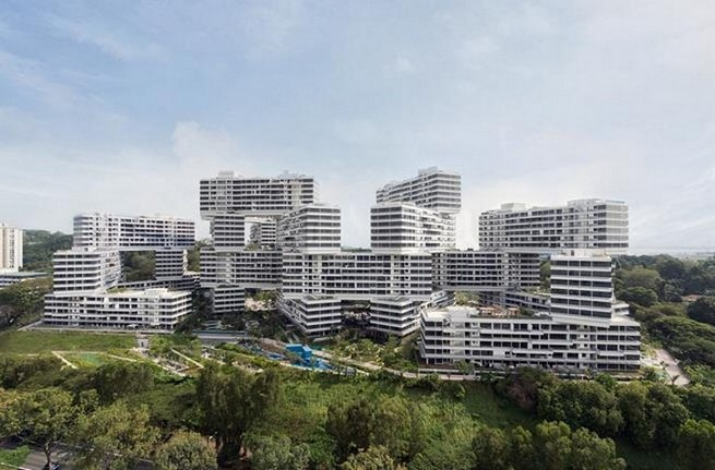 THE BUILDING OF THE YEAR WINNER - THE INTERLACE, SINGAPORE   THE BUILDING OF THE YEAR WINNER - THE INTERLACE, SINGAPORE 16