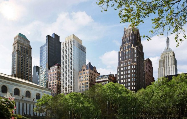 First New York residential tower by David Chipperfield opens in 2017    First New York residential tower by David Chipperfield opens in 2017 19