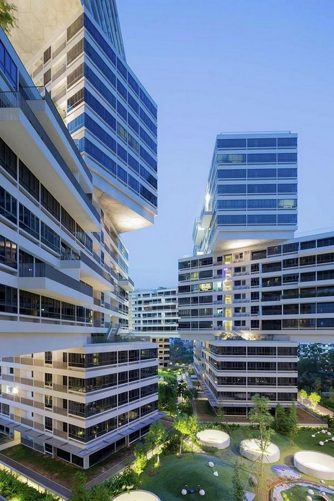 THE BUILDING OF THE YEAR WINNER - THE INTERLACE, SINGAPORE   THE BUILDING OF THE YEAR WINNER - THE INTERLACE, SINGAPORE 27