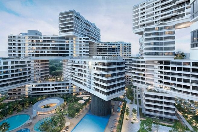 THE BUILDING OF THE YEAR WINNER - THE INTERLACE, SINGAPORE   THE BUILDING OF THE YEAR WINNER - THE INTERLACE, SINGAPORE 37