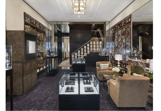 Chanel's Bond Street boutique reopens with triple size  Chanel's New Bond Street boutique reopens with triple size 413