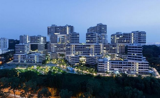 THE BUILDING OF THE YEAR WINNER - THE INTERLACE, SINGAPORE   THE BUILDING OF THE YEAR WINNER - THE INTERLACE, SINGAPORE 54