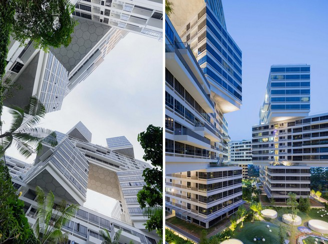 THE BUILDING OF THE YEAR WINNER - THE INTERLACE, SINGAPORE   THE BUILDING OF THE YEAR WINNER - THE INTERLACE, SINGAPORE 81