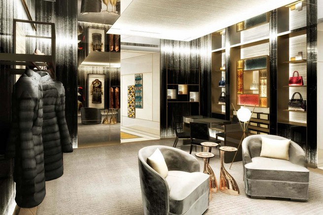 Fendi's First Boutique Hotel in Rome  (2)  Fendi's First Boutique Hotel in Rome Fendis First Boutique Hotel in Rome 2