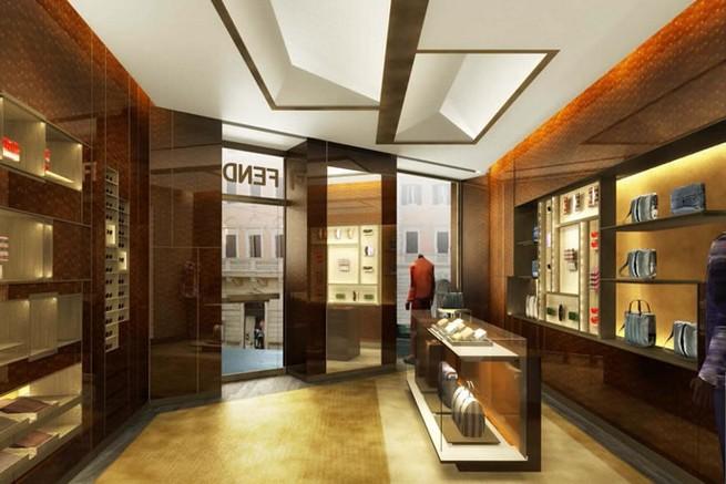 Fendi's First Boutique Hotel in Rome  (3)  Fendi's First Boutique Hotel in Rome Fendis First Boutique Hotel in Rome 3