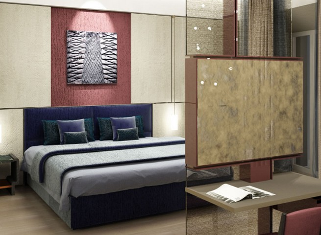 Fendi's First Boutique Hotel in Rome  (4)  Fendi's First Boutique Hotel in Rome Fendis First Boutique Hotel in Rome 4