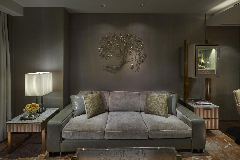 New Interior Design Part - 38: Oriental Hong Kong Hotel Debuts New Interior Design (1) Oriental Hong Kong  Hotel Debuts
