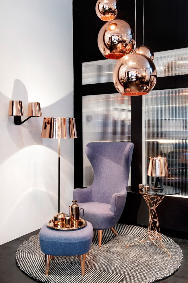 TOM DIXON OPENS HIS FIRST SHOWROOM OUTSIDE LONDON  TOM DIXON OPENS HIS FIRST SHOWROOM OUTSIDE LONDON Tom Dixon First New York show room The Shop Manhattan dezeen 936 2