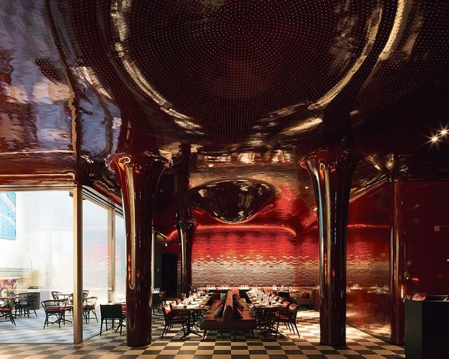 2015 European Hotel Design Awards - The Winners  2015 European Hotel Design Awards - The Winners La Salle    Manger
