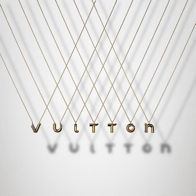 Alphabetic Jewelry Line - LV & ME louis vuitton Louis Vuitton Relaunches Alphabetic Jewelry Line - LV & ME Louis Vuitton Relaunches Alphabetic Jewelry Line LV ME 1