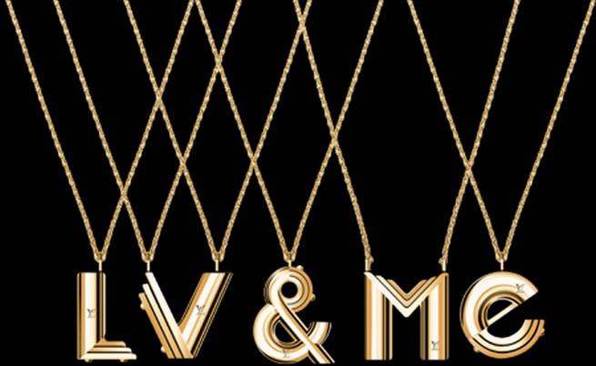 Alphabetic Jewelry Line - LV & ME louis vuitton Louis Vuitton Relaunches Alphabetic Jewelry Line - LV & ME Louis Vuitton Relaunches Alphabetic Jewelry Line LV ME 4