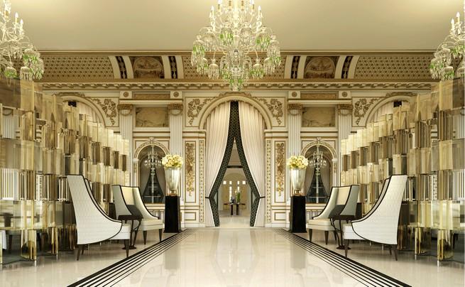 2015 European Hotel Design Awards - The Winners  2015 European Hotel Design Awards - The Winners The Peninsula Paris